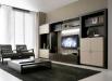 mobila-living-alb-negru
