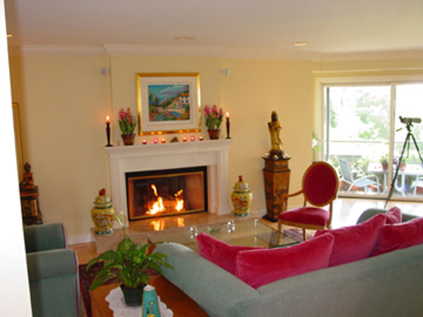 feng shui small living room