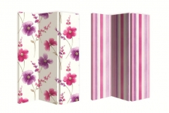 paravan-decorativ-flori-roz