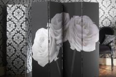 paravan-trandafiri-negri