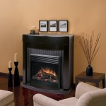 Semineu electric clasic flame