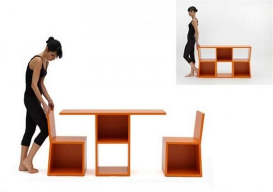 mobila flexibila