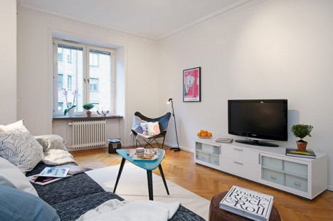 living apartament cu 2 camere