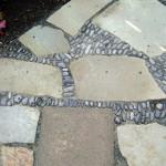 Cum sa faci o alee de mozaic