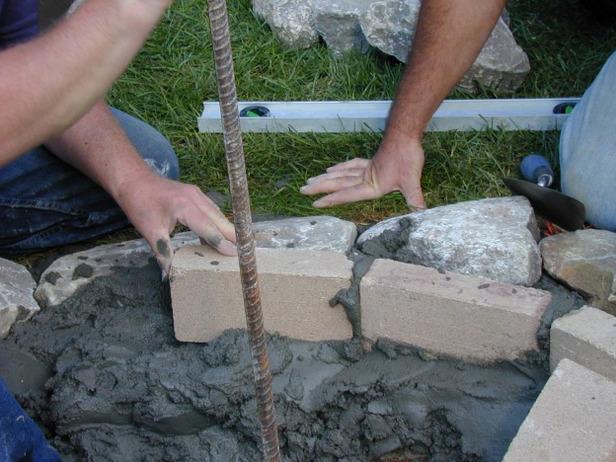 creare gratar de gradina din beton 3