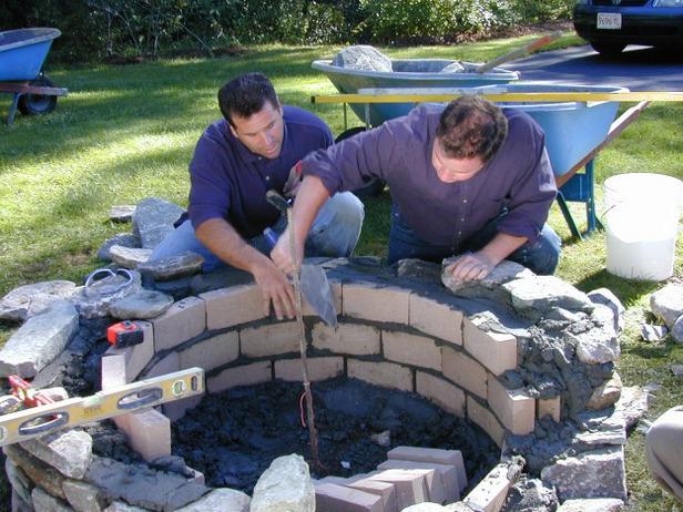 creare gratar de gradina din beton 4