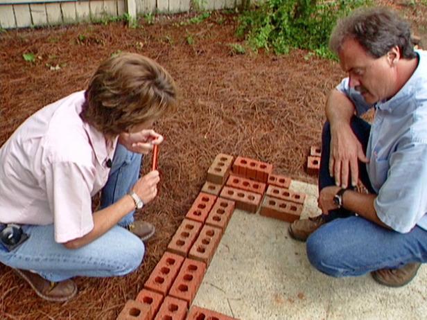 Construirea unui gratar de gradina 2