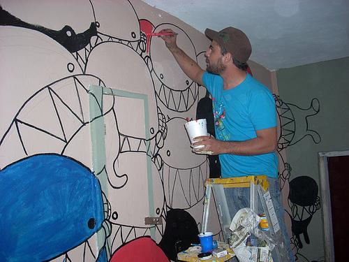picturi pe perete