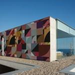 Tapet decorativ exterior pentru fatada casei