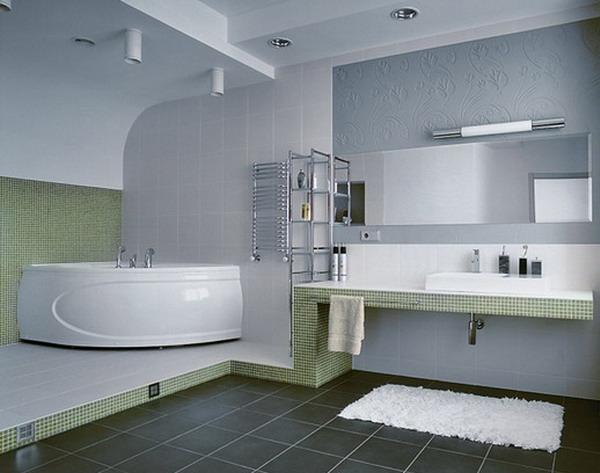 bai moderne de apartament