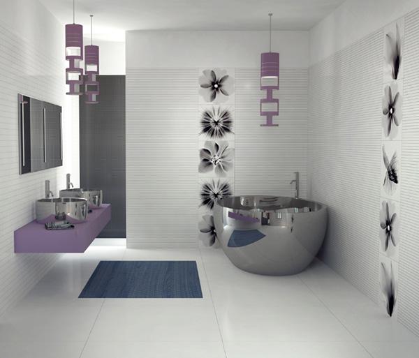 baie feminina moderna