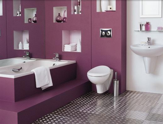 baie violet