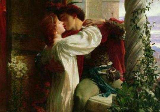 tablou romantic