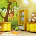Tapete pentru camere de copii