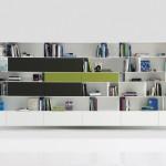 Modele de biblioteci moderne pentru living