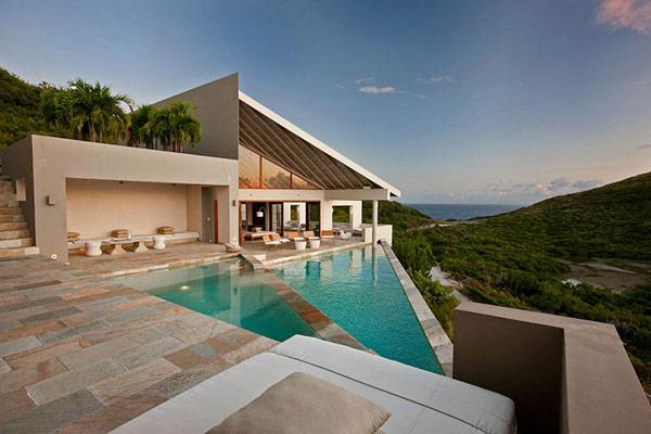 complex de case cu arhitectura moderna