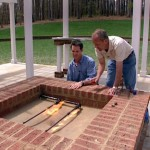 Construieste un gratar din caramida in 3 pasi simpli
