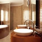 Mozaic in baie