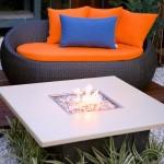 Vatra de foc decorativa