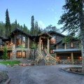 casa de lux la munte