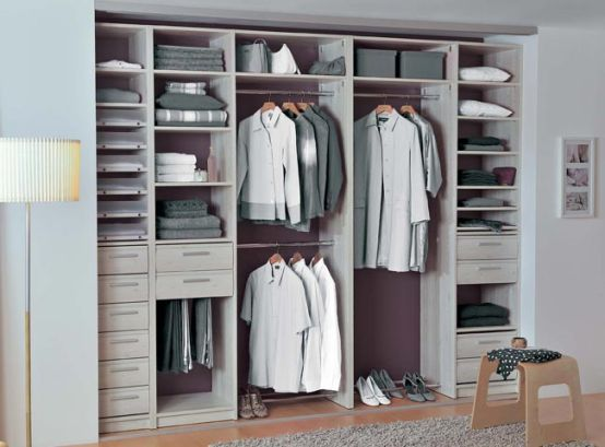 cum sa organizezi un dressing eficient. Black Bedroom Furniture Sets. Home Design Ideas