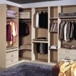 Cum sa va construiti un dressing intr-un apartament