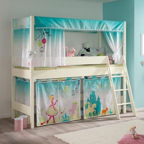 Ce minuni poate sa faca un pat cu baldachin pentru copii for Baldachin kinderzimmer