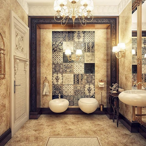Bai moderne idei amenajare bai moderne homedecomag for Vintage bathroom designs ideas