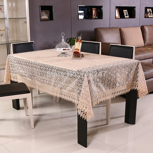 White-High-Quality-Elegant-Polyester-Satin-Full-Lace-Tablecloth-Wedding-Table-Cloth-Cover-Overlays-Home-Decor