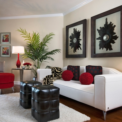 acrylic-chair-feat-awesome-decorating-small-living-room-ideas-plus-pretty-sofa-and-potted-palm-tree