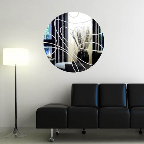 mirror sofa