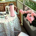 Gradina ta pe balcon sau terasa
